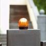 Lampa sygnalizacyjna żółta do napędu RotaMatic i RotaMatic Akku